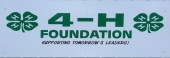 Webster County 4H Foundation